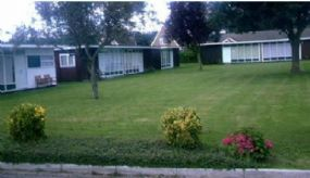 Broadside Chalet Park Dog Friendly Chalets Stalham Norfolk